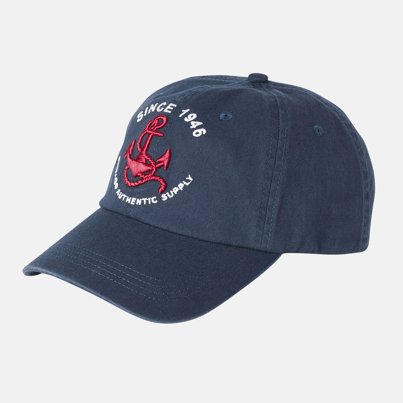 Authentic Supply Cap
