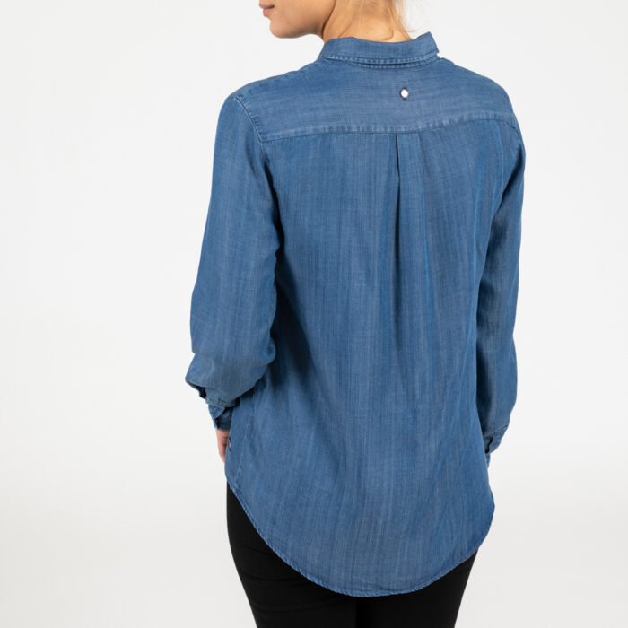 Brooke Denim Shirt