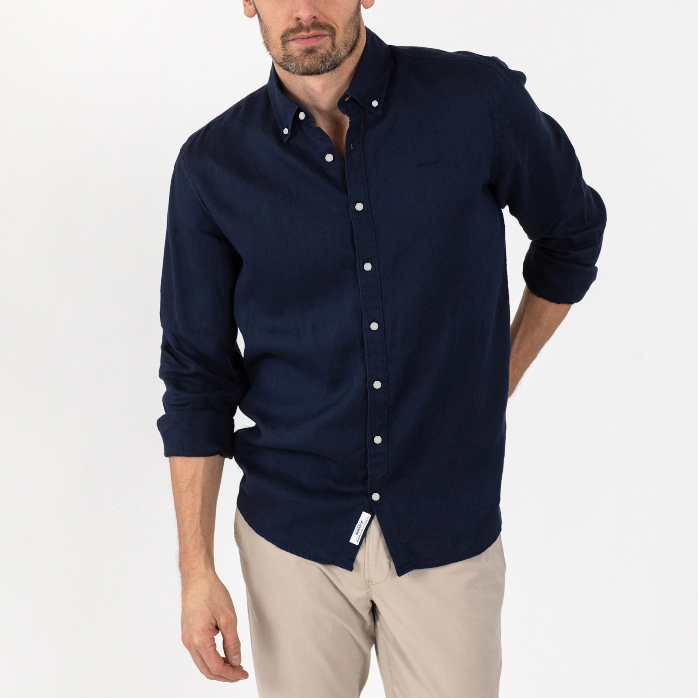 Anthony Linen Shirt