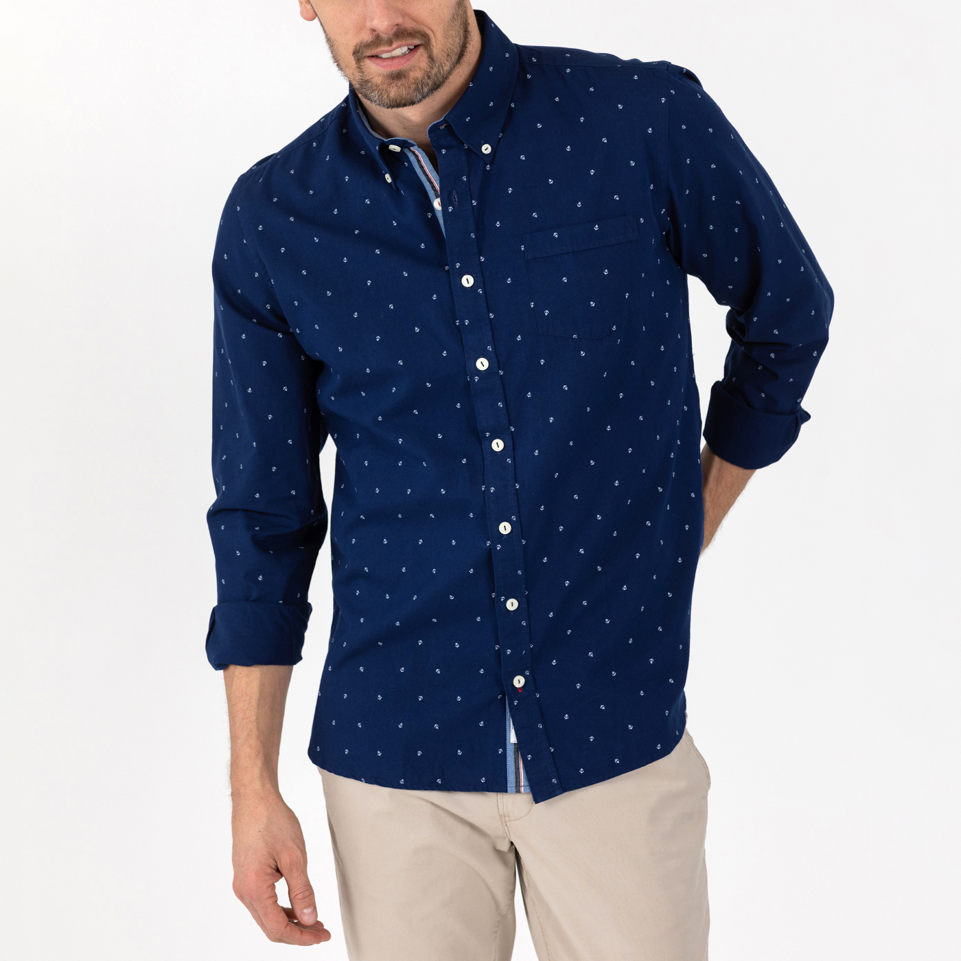 Docksides Anchor Shirt