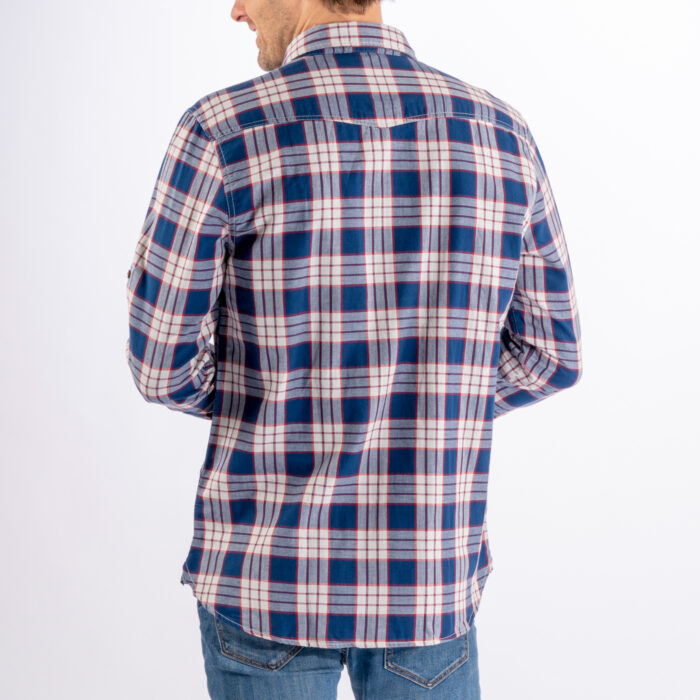 Docksides Heavy Checked Shirt